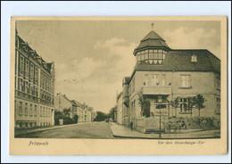 XX13796-169/ Pritzwalk Vor Dem Meyenburger-Tor AK 1926 - Non Classificati