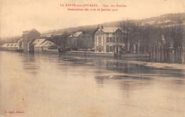 77-LA FERTE SOUS JOUARRE-INONDATIONS 1910-N°584-H/0025 - La Ferte Sous Jouarre