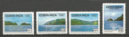 COSTA RICA PA Yvert N° 727 à 731 NEUF** SANS CHARNIERE / MNH - Costa Rica