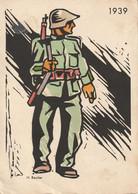 CP Illustrée Au Profit Des Soldats Et De La Croix Rouge Suisse 1939- Jura Bernois Pour CIVRAY. RED CROSS. ROTE KREUZ WW2 - WW II