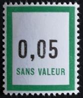 France Fictif N° F174 N** Luxe Gomme D'origine, TTB. Cote 2 €. Voir Photos Recto Verso ! - Fictie
