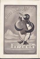 (pagine-pages)PUBBLICITA' PIRELLI   Le Vied'italia1941/12. - Altri