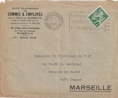 MACHINE FLIER MARSEILLE CAPUCINES NOTRE EMPIRE VEUT UNE MARINE FORTE ET TOUJOURS PRETE Juin 40 - WW II