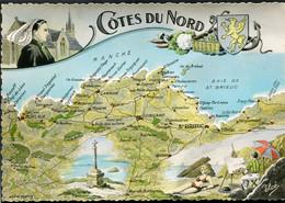 CPSM - CÔTES DU NORD - Unclassified