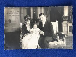 Luxembourg - La Famille Grand-Ducale De Luxembourg - Charlotte, Félix Et Jean - Photo A. Anen - Koninklijke Familie