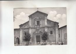 Castelvecchio Subequo-chiesa   Panorama - L'Aquila