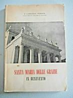 Benevento - Padre Gabriele Terone ,Santa Maria Delle Grazie In Benevento - 1954 - Religione