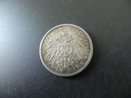 Preussen 2 Mark 1902 A Silver - Taler Et Doppeltaler