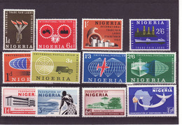 4734r) Nigeria MNH 3 Sets UPU - Nigeria (1961-...)