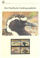 Tokelau 2007 - WWF Der Pazifische Goldregenpfeifer - Komplettes Kapitel Postfrisch MK FDC - Unclassified