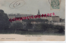 87- LE DORAT - PETIT SEMINAIRE 1907 - Le Dorat