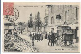 LES ROUSSES - Services Des Dépêches. - Andere Gemeenten