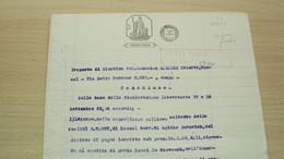 CARTA BOLLATA FISCALE DA 3 LIRE SCRITTA  A TRIESTE CARTIGLIO VENEZIA GIULIA 1918 - Altri