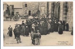 SAINT CYR EN PAIL - Inventaires Du 5 Mars 1906 - Andere Gemeenten