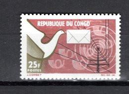 CONGO N° 171  NEUF SANS CHARNIERE COTE  0.80€   POSTES ET TELECOMMUNICATIONS - Neufs