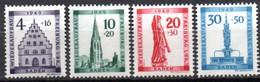 Allemagne Baden: Yvert N° 42/45* - French Zone