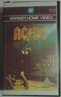AC/DC. Let There Be Rock - Concerto E Musica