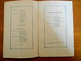 Caserta -Convitto Di Mondragone, Solenne Distribuzione Dei Premi -1917 - Unclassified