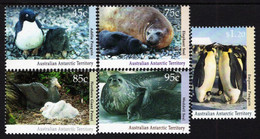 Australian Antarctic Territory (AAT) - 1992 - Antarctic Wildlife - Mint Stamp Set - Neufs