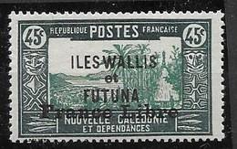 Wallis France Libre Nsc ** Mnh ** 132 Euros - Unused Stamps