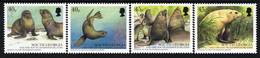South Georgia - 2002 - Antarctic Fur Seals - Mint Stamp Set - South Georgia
