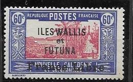 Wallis France Libre Nsc ** Mnh ** 120 Euros - Unused Stamps