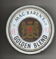 Boîte Tabac Mac Baren's Golden Blend Vide - Boites à Tabac Vides