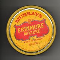 Boîte Tabac  Murrays Vide - Boites à Tabac Vides