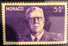 Monaco 1943, Poste, N° 264, Beau Timbre - Ungebraucht