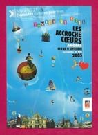 CPM.    Les Accroche Coeurs, Festivités De Rue.    Angers 2005.    (variante Sans Le Logo Cart'com).    Postcard. - Other
