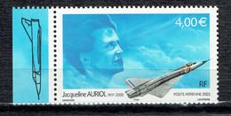 Hommage à L'aviatrice Jacqueline Auriol (issue De Feuillet De 10 Timbres) - 1960-.... Mint/hinged