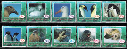 Ross Dependency - 1994 - Animals Of Antarctica - Mint Definitive Stamp Set - Unused Stamps