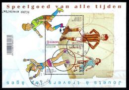 Belgium 2015: Europa-CEPT;  Old Toys (o) Used - 2015