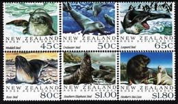 Ross Dependency - 1992 - Antarctic Seals - Mint Stamp Set - Unused Stamps