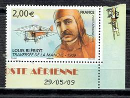Louis Blériot : Traversée De La Manche En 1909 (issue De Feuillet De 10 Timbres) - 1960-.... Mint/hinged