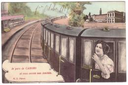 CAHORS -  Amitiés De Cahors - Cahors