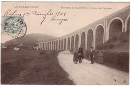 CAHORS -  Viaduc De Fontanet - Cahors