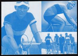 Stjepan Grgac, Cycling, Tour De France 1934 / Sports In Ivanic Grad, Croatia - Ciclismo