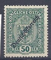 210038959  AUSTRIA.  YVERT  Nº  179  */MH - Nuevos