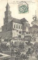 Beaumont En Argonne   Place De L'EGLISE    GUERRE DE 1870 - Other Municipalities