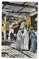 MAROC  - Une Rue De Médina De Marrakech - Marrakesh