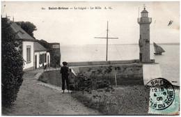 22 SAINT-BRIEUC - Le Légué - Le Môle - Saint-Brieuc