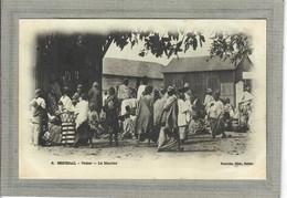 CPA - DAKAR - SENEGAL - Aspect Du Marché En 1900 - Senegal
