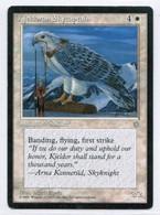 "MAGIC The GATHERING  ""Kjeldoran Skycaptain""---ICE AGE (MTG-82-8) - Unclassified"