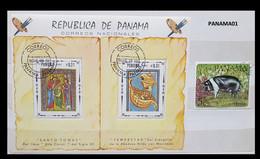 (PANAMA01) Lot Timbres PANAMA - Panama