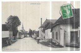 Aubigny Vue Intérieure L. Charvot, éditeur à Ramerupt - Altri Comuni