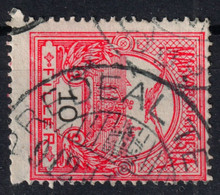 PREDEÁL PREDEAL Postmark / TURUL Crown 1912 Hungary Romania Transylvania BRASSÓ Brasov County KuK K.u.K - 10 Fill - Transilvania