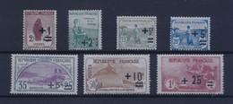 FRANCE 1922 - Orphelins De La Guerre YT N°162/168 Neufs ** - COTE 180€ - Voir Scan - Ungebraucht