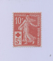 FRANCE 1914 - Croix-Rouge YT N°147 Neufs ** - COTE 100€ - Voir Scan - Ungebraucht