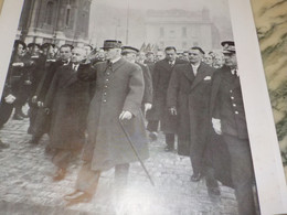 PHOTO LE MARECHAL PETAIN A VICHY 1940 - 1939-45